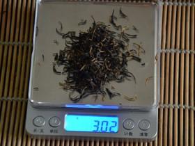 紫阳富硒红茶一次冲泡多少克为宜