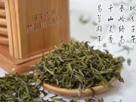 茶品介绍:紫阳毛尖富硒茶开园茶展示及价格