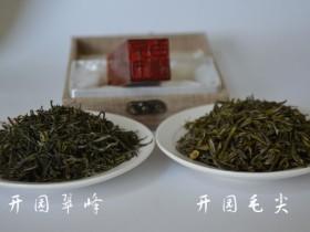 紫阳翠峰与紫阳毛尖茶区别