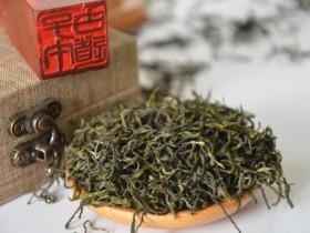 蒿坪绿茶的功效