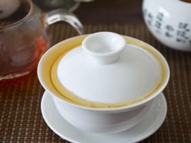 桂花紫阳红茶饮