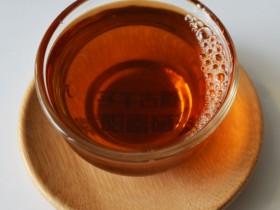蜂蜜紫阳红茶饮