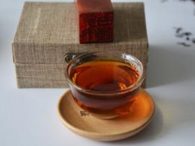 薄荷紫阳红茶饮