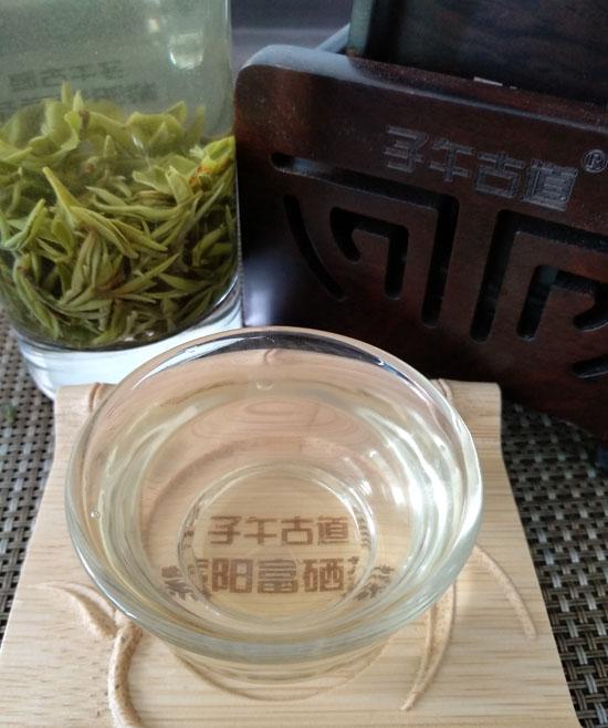 蒿坪绿茶为什么硒含量高