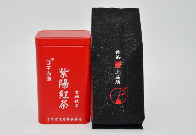 紫阳蒿坪富硒红茶怎么样?